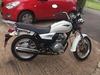 Motor Bike Sinnis 125 c