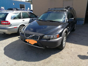 2004 Volvo XC70 Wagon ****REDUCED**** MUST GO