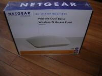 NETGEAR PROSAF WNDAP360 DUAL BAND WIRELESS ACCESS POINT