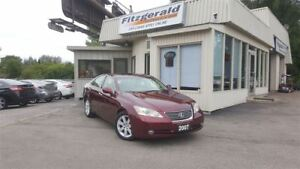 2007 Lexus ES 350 Premium - LEATHER! SUNROOF!