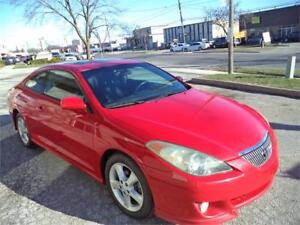 2006 Toyota Camry Solara SE NO RUST ACCIDENT FREE ALL ORIGINAL