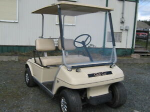 LOOKING FOR USED GAS OR ELECTRIC GOLF CARTS