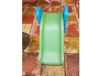 Kids Garden Slide Excellent Condition