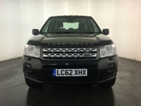 2012 62 LAND ROVER FREELANDER XS SD4 AUTO 4WD LAND ROVER HISTORY FINANCE PX
