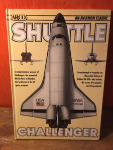 Space Shuttle Challenger complete guide by Arco
