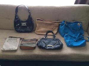 Hand and shoulder bags
