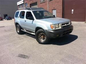 2000 Nissan Xterra AWD/CUISE CONTROL/GROUPE ELEC/ A/C