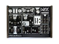 Dreadbox Nyx Synthesizer £475 or Swap for korg Minillogue or other gear