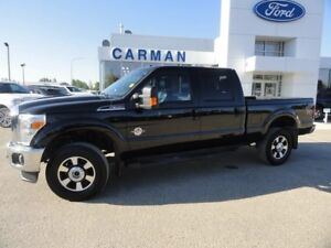 2016 Ford F-350 Lariat Sunroof Leather