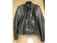 bike leathers touring suit 32 waist 34 chest