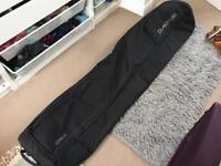 Dakine Fall Line 190cm ski roll on bag / luggage