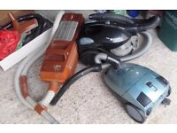 Three Vacuum cleaners for grabs