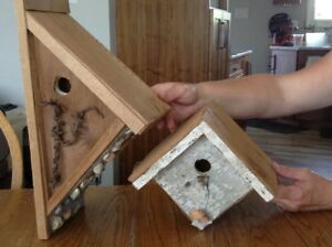 For Sale: Bird Houses
