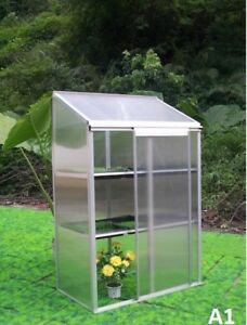 Greenhouse kits - 5 sizes