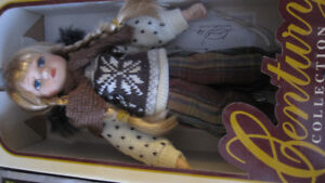 Century Collectibles Porcelain Doll