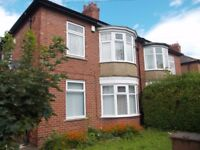North Shields, pleasant 2 bedroomed upper flat