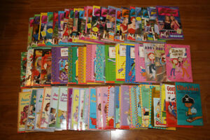 Lot of 63 Girls Chapter books