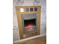 Dimplex Electric Fire Wall Mounted