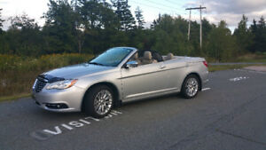 2011 Chrysler 200-Series LTD Convertible