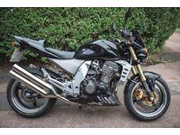 Kawasaki Z1000 2006 Black