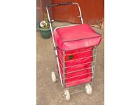 Marketeer Shopping Trolley