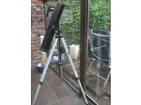 For Sale,.. Saxon adult telescope with tripod and lenses , 76mm 700mm