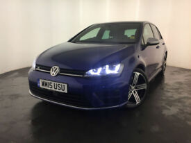 2015 VOLKSWAGEN GOLF R DSG AUTOMATIC 1 OWNER SERVICE HISTORY FINANCE PX WELCOME