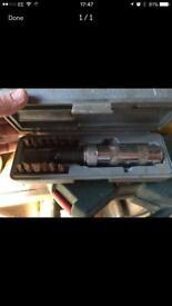 Impact screwdriver