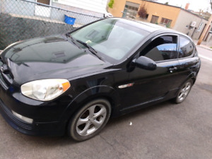 2007 Hyundai Accent SR Rare Car