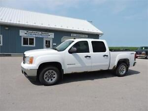 2011 GMC SIERRA 1500 SLE, 4X4, SOLD CERTIFIED !!