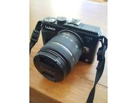 Panasonic Lumix GX1 with additional lense and accessories
