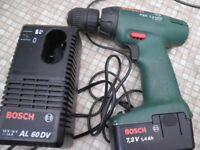 Bosch power drill (Needs new battery)