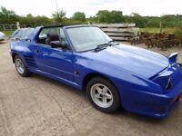FIAT X1/9 Eurosport, 1986, Full MOT in fantastic condition!