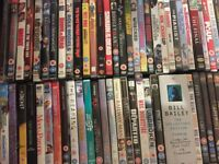 300 Dvds for sale, £1 each, 20 for £15 or all for £150