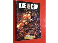 Axe Cop Bad Guy Earth