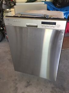 Used LG built-in dishwasher