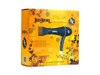 Hair straightening Hair Dryer with Comb and blowdry attachment NEW for Euro or Afro Hair
