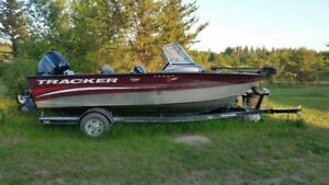 2013 Tracker Targa V18 fish and ski combo