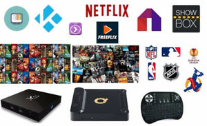 Android TV Box (Fall River,HRM)