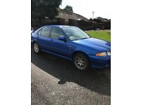 Immaculate MG ZS for swap....car or motorbike