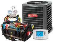 A/C INSTALL RE-GAS REPAIRS BEST RATES 416-261-2424