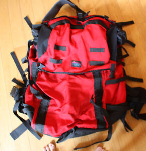 Pack for hiking or canoe tripping Ostrom