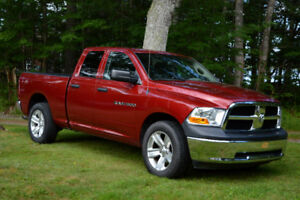 2012 Dodge Power Ram 1500 SL Pickup Truck