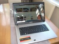 SAMSUNG DUAL CORE WINDOWS 7 LAPTOP IN PERFECT WORKING ORDER BARGAIN