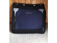 Shelton overnight suit case and travel bag in one