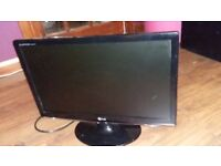 LG flattron full HD 1080 22 inch monitor