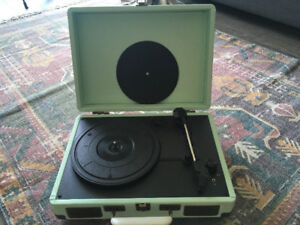 Crosley - Mint Green - Record Player