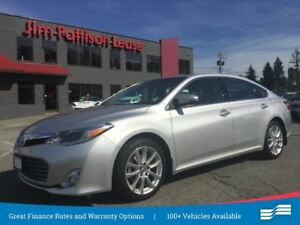 2013 Toyota Avalon XLE w/leather, navigation, roof