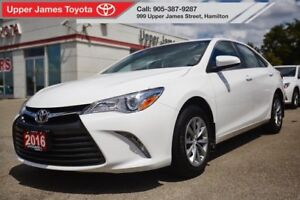 2016 Toyota Camry LE - Only a few left to choose from!