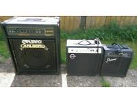 Carlsbro guitar amp